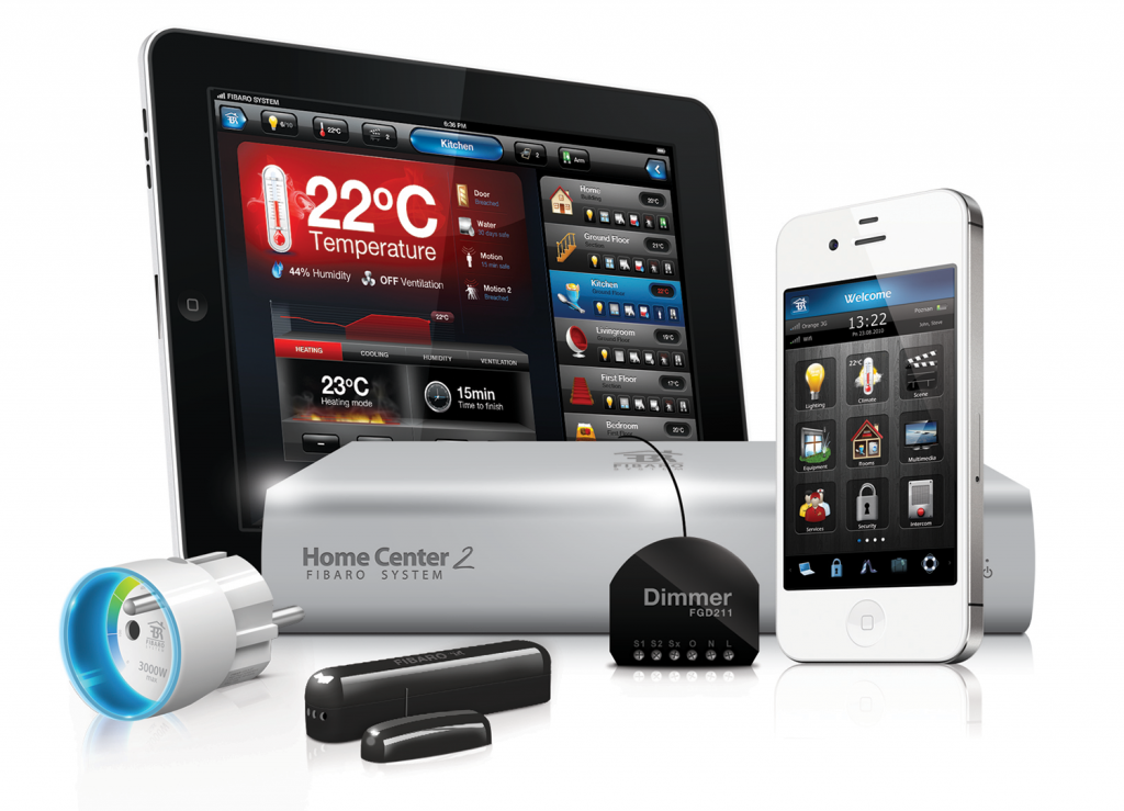 Smart-Home nachrüsten: Fibaro Home Center 2