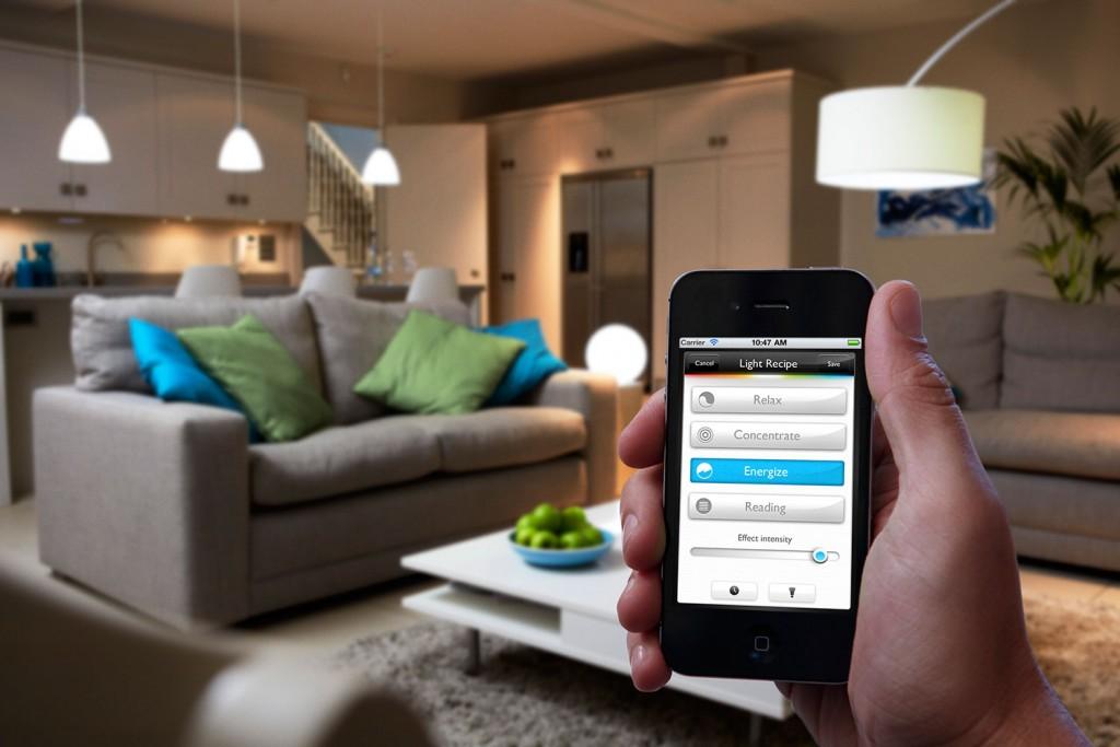 Was steuert Smart-Home: Philips Hue