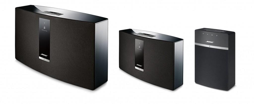 Bose SoundTouch Produktfamilie