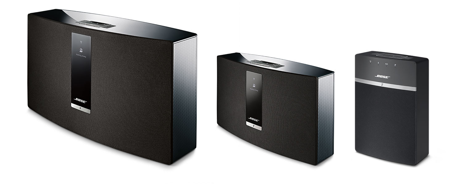 bose soundtouch mehr flexibilit t dank bluetooth home pioneers. Black Bedroom Furniture Sets. Home Design Ideas