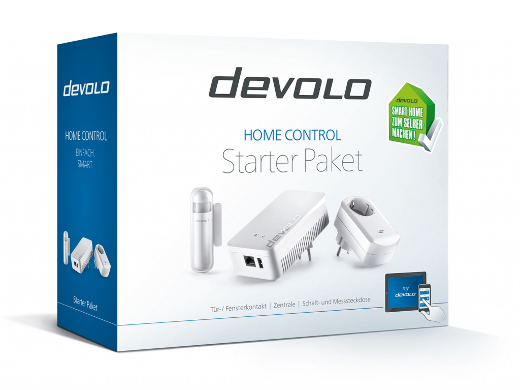 Smart-Home nachrüsten: Devolo Home Control