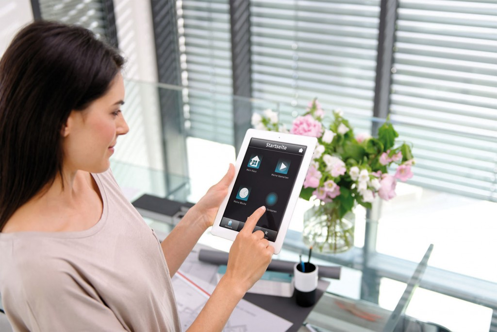 Was steuert Smart-Home: Somfy Tahoma