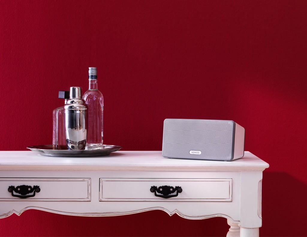 Was steuert Smart-Home: Sonos Play:3