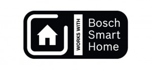 Works with Bosch Smart Home: Logo
