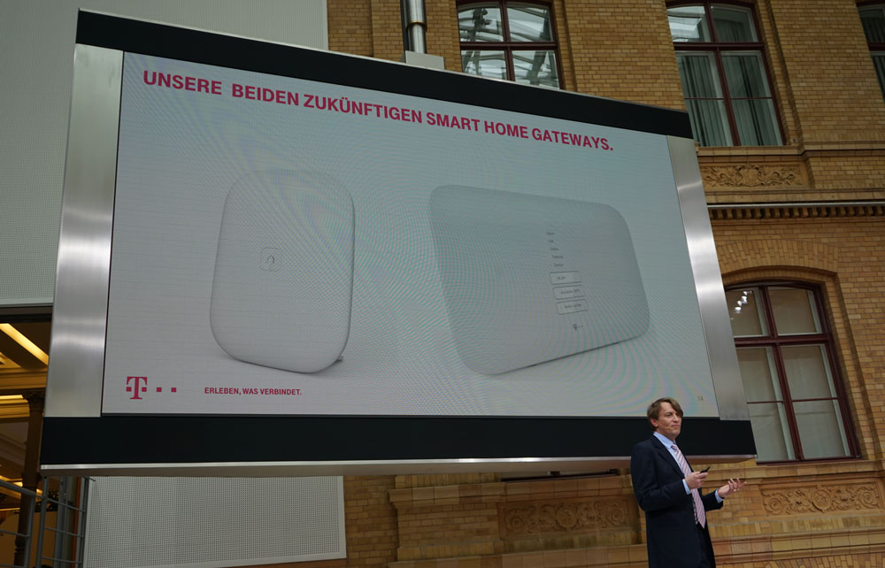 Telekom Smart Home Router