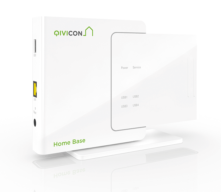 Telekom Smart Home: Qivicon Home Base