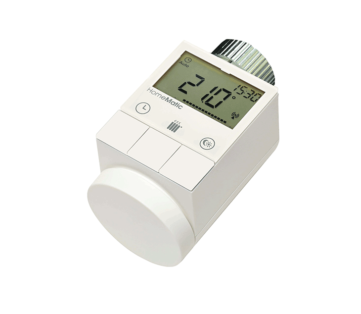 Telekom Smart Home: eQ-3 Heizkörperthermostat
