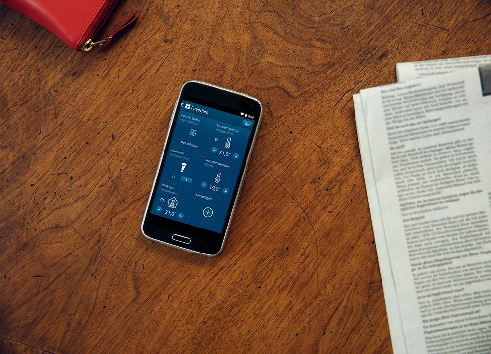 Bosch Smart Home Test Raumklima Starter Paket