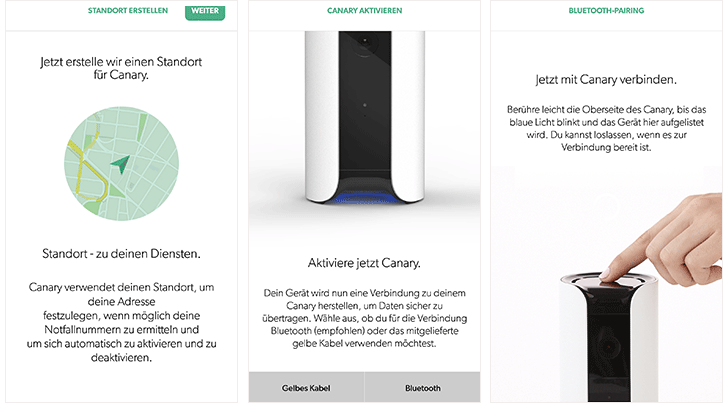 Canary Test: Installation per App