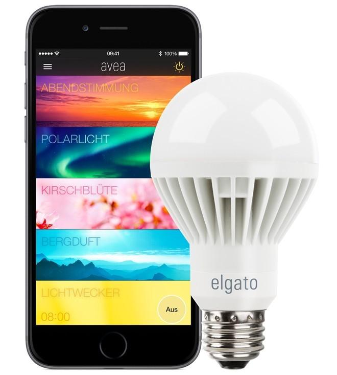 Elgato Avea Bulb mit App