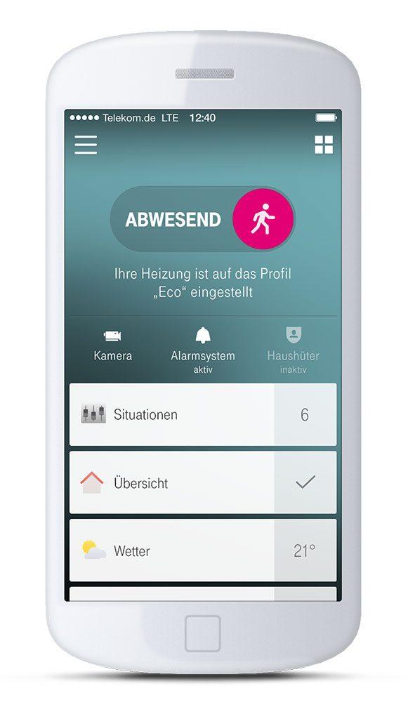 Magenta SmartHome App