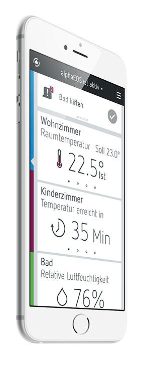 alphaEOS App