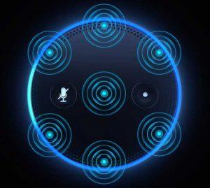 Amazon Echo: Mikrofone