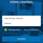 Devolo Home Control App: Start