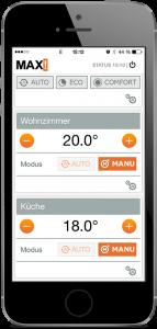eQ-3 MAX! App