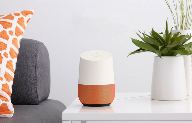 Sprachsteuerung im Smart-Home mit Google Home