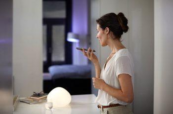Sprachsteuerung Siri für Philips Hue