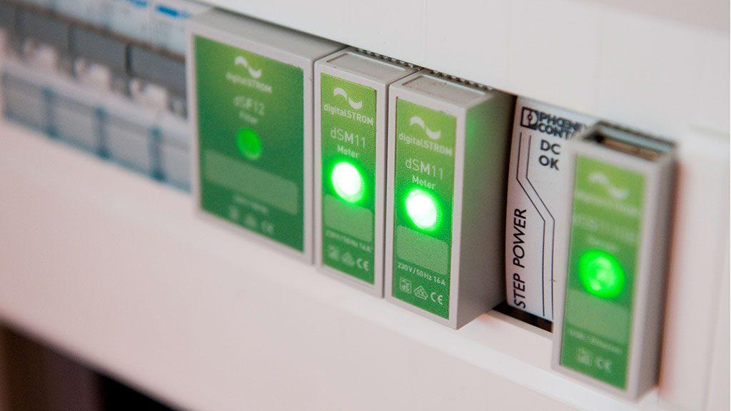 digitalSTROM: Installation im Sicherungskasten