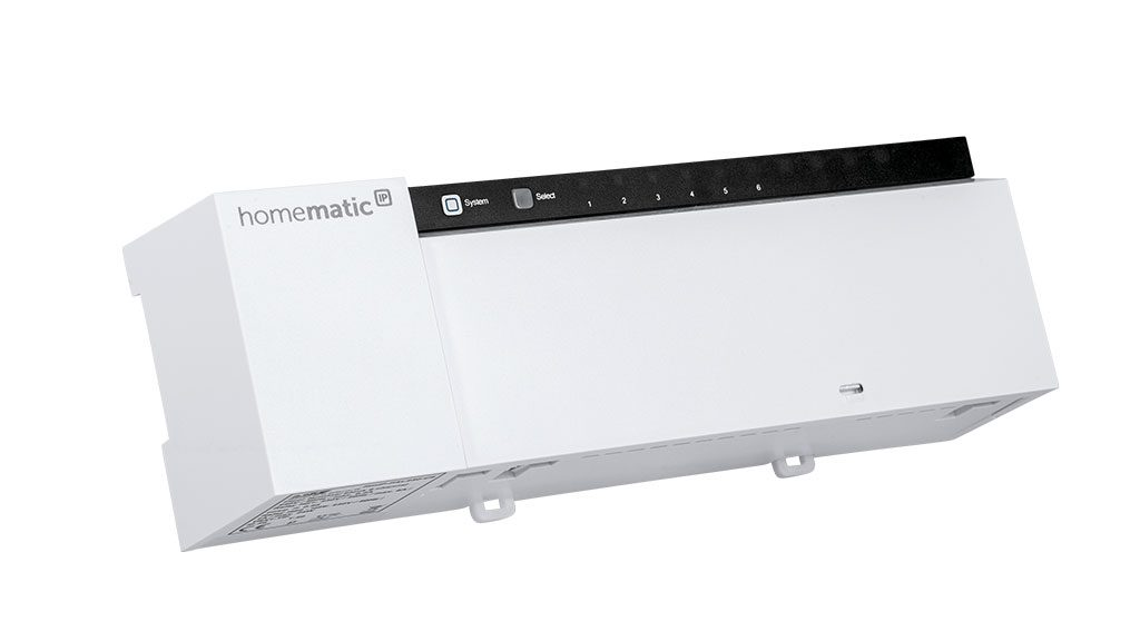 eQ-3 Homematic IP Fußbodenheizungsaktor