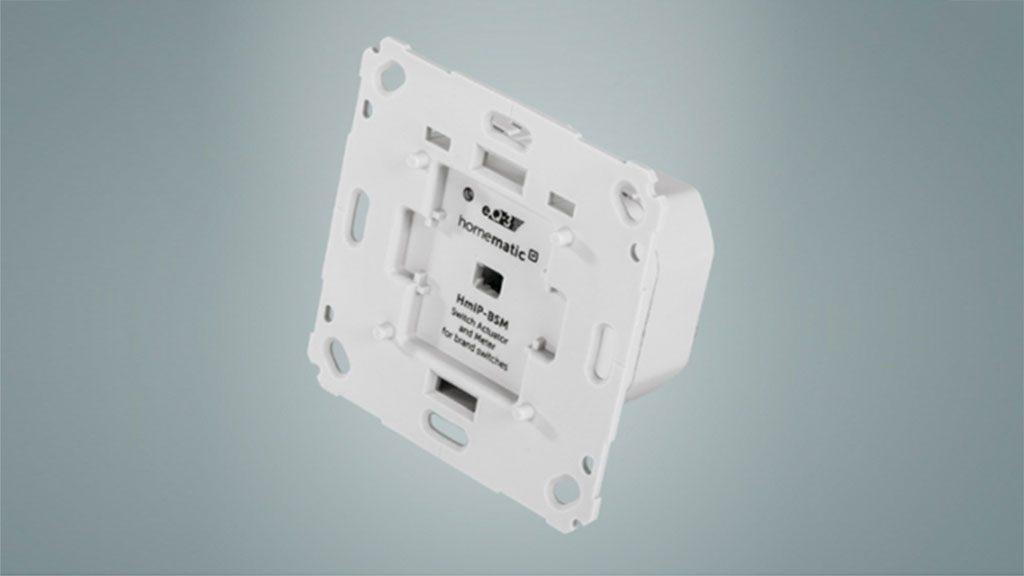 eQ-3 Homematic IP Schalt-Mess-Aktor