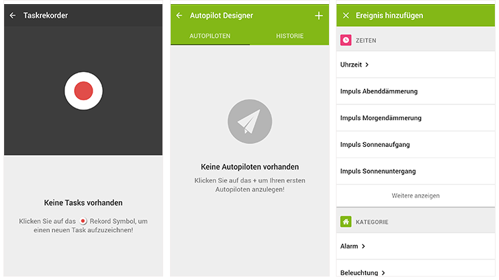 Loxone Test: App