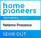 Netatmo Presence Testlogo