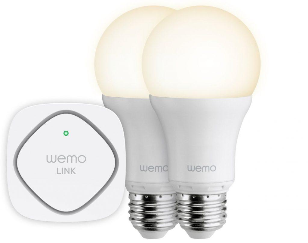 Philips Hue Alternative: Belkin WeMo LED Lighting Starter Set