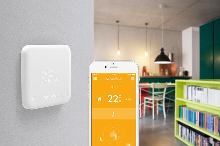 Heizungssteuerung tado: kompatibel zu Apple HomeKit