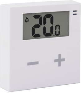 Bitron Video Wandthermostat-details