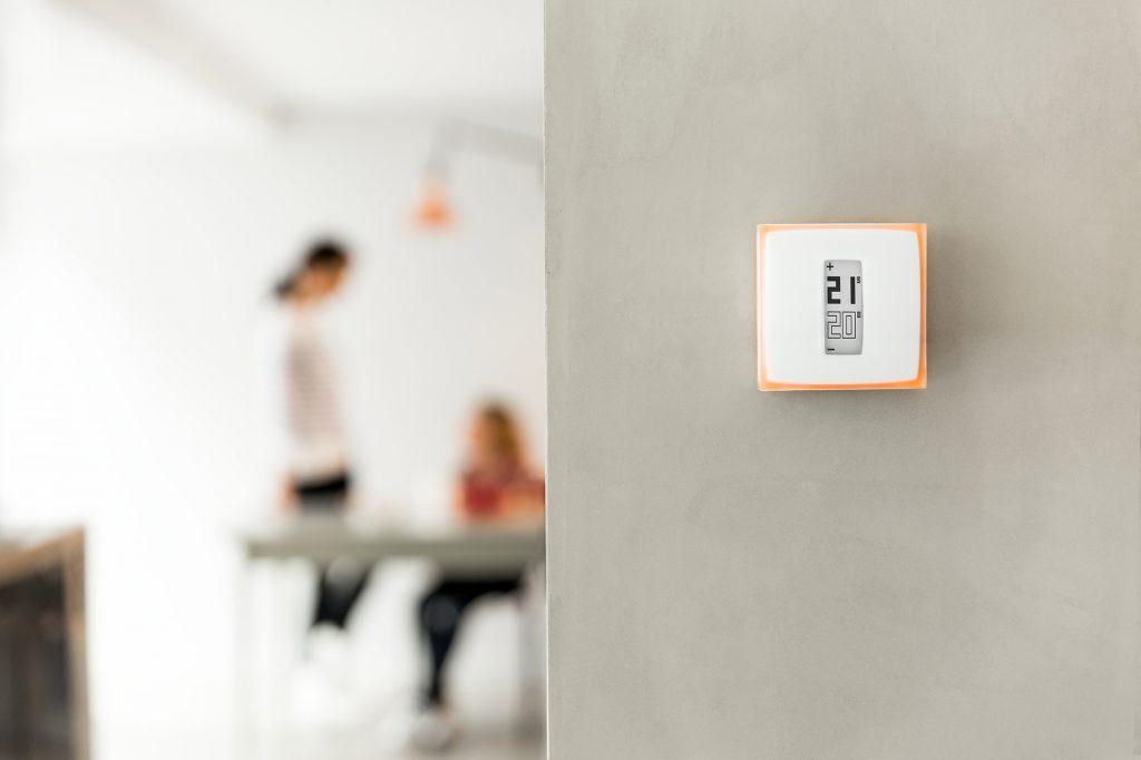 Netatmo Smartes Thermostat