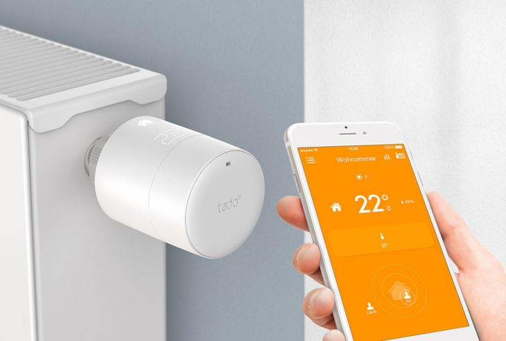 tado Heizkörper-Thermostat
