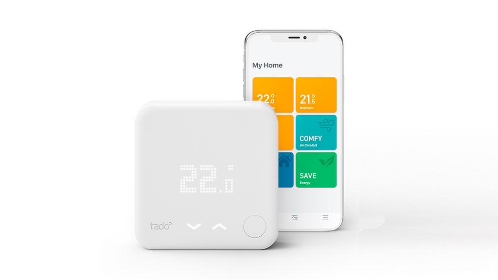 Tado Smartes Thermostat