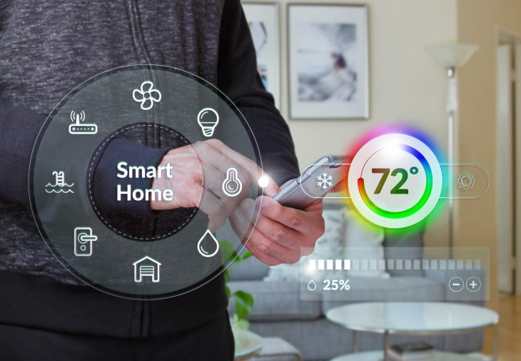Smart Home per Smartphone steuern
