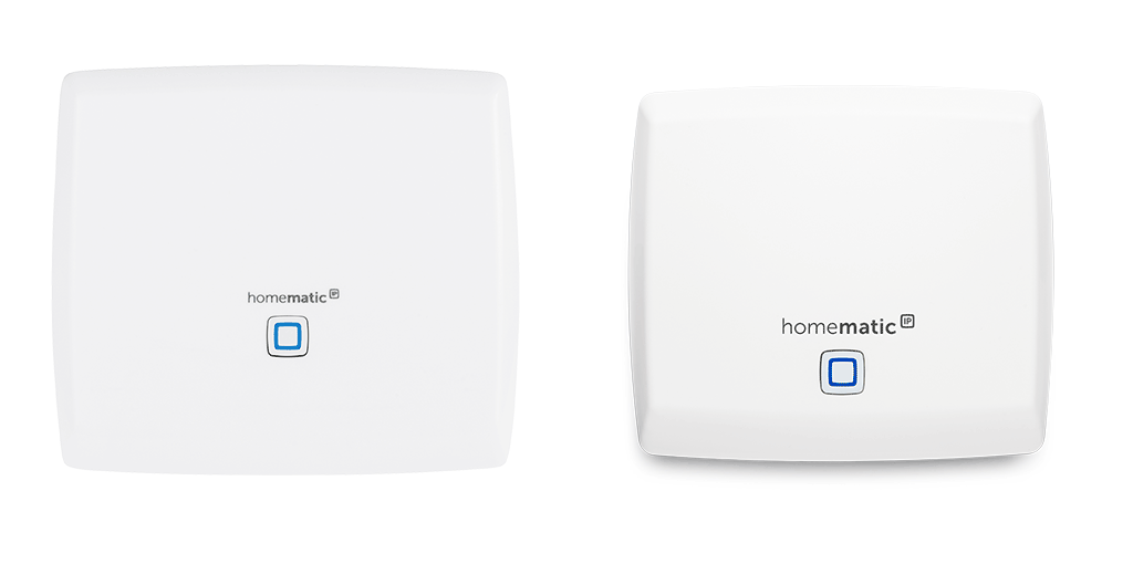 eQ-3 CCU3 und Homematic IP Access Point