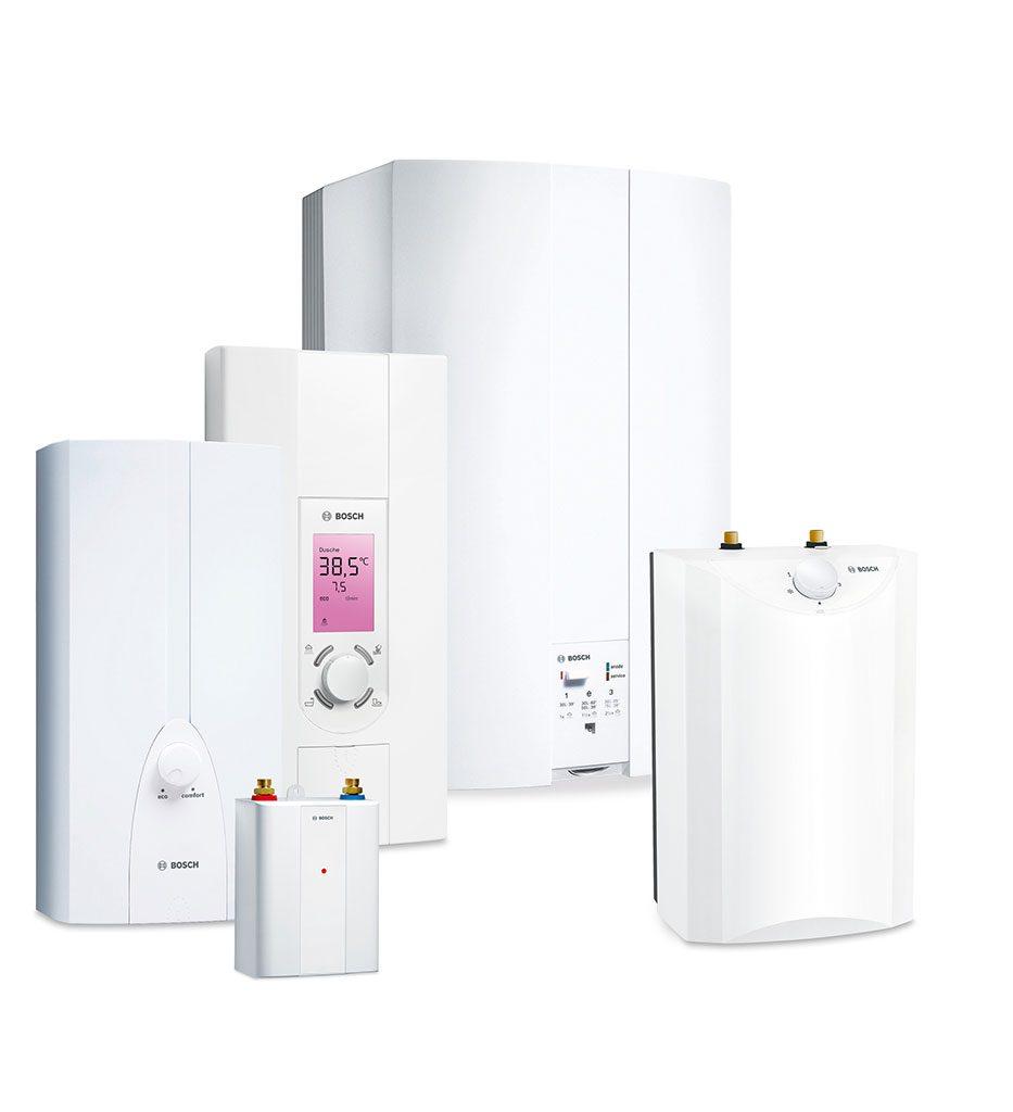 Elektrische Warmwasserbereiter