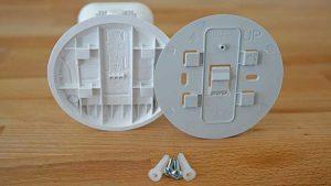 SmartThings Kamera: Montageplatte