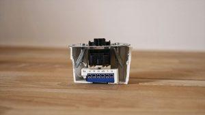 devolo Unterputz-Modul mit großem Schalter