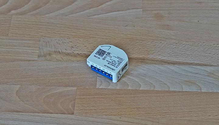 devolo Home Control Schalter-Unterputz