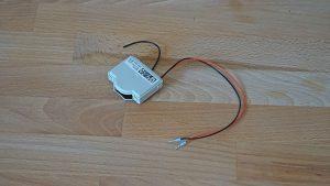 eQ-3 Kontaktschnittstelle Unterputz 1fach