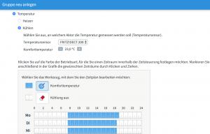FRITZ!Box: Klimaanlage steuern