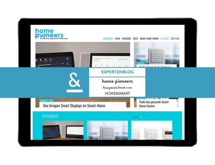home&smart Blog des Monats