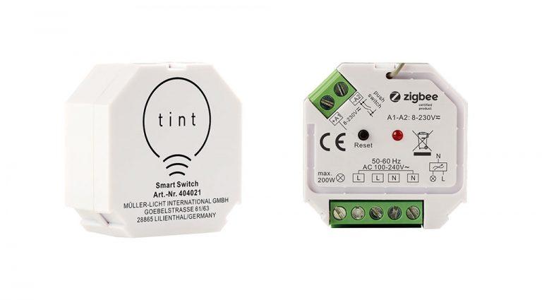 Müller-Licht tint Smart Switch