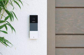 Netatmo Smart Videotürklingel Tst