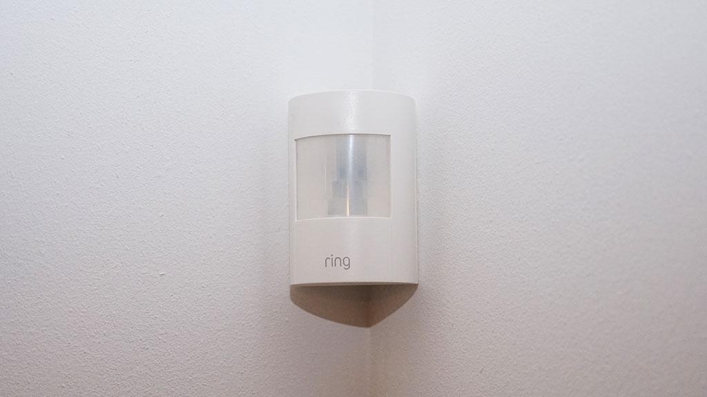Ring Alarm Test: Bewegungsmelder