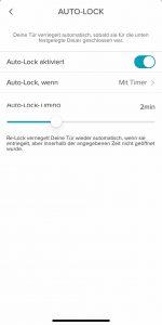 Yale Access App: Auto-Unlock
