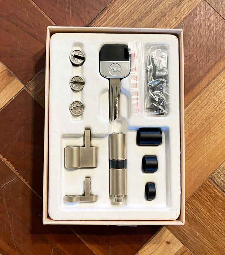 Yale Linus: Anpassbarer Zylinder Paket