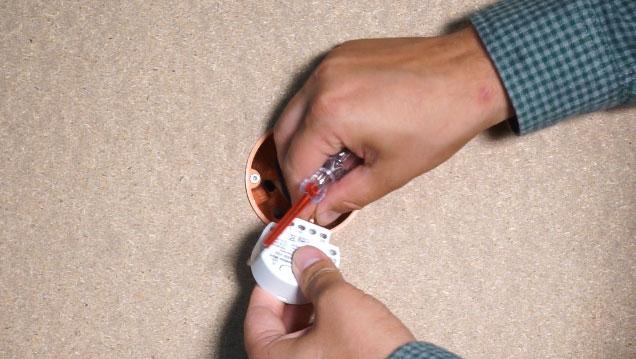 Lichtschalter vernetzen mit Nexentro